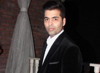 Karan Johar turns love guru