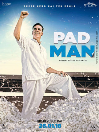 First Look Of The Movie Pad Man