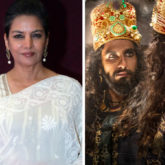 Post the Padmavati protests, Shabana Azmi asks for boycott of IFFI