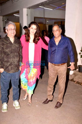 Raai Laxmi, Pahlaj Nihalani and others at Julie 2 promotions