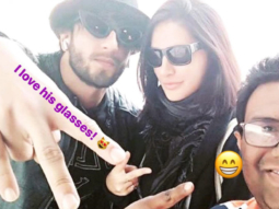 Ranveer Singh and Nargis Fakhri are totally chilling together and here's the proof