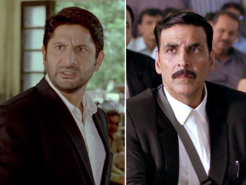 SCOOP Akshay Kumar and Arshad Warsi to be pitted against each other in Jolly LLB 3