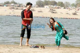 Movie Stills Of The Movie Shaadi Mein Zaroor Aana