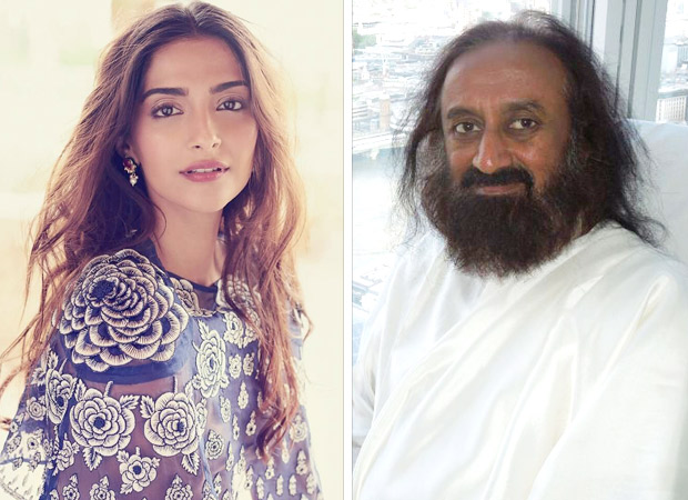 Sonam Kapoor slams Sri Sri Ravi Shankar over his comment on homosexuality