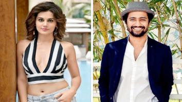 Taapsee Pannu - Vicky Kaushal to come together for Anurag Kashyap's Manmarziyan