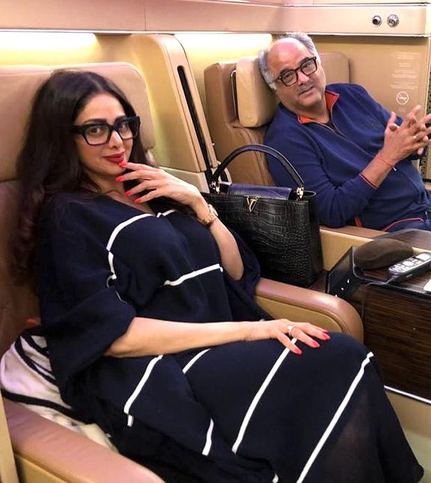 Sridevi-Jhanvi Kapoor in Mr India remake?