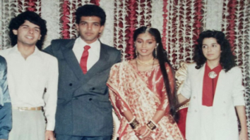 Throwback Thursday Sajid Khan posts picture from Ashutosh Gowariker's marriage reception