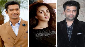 Vicky Kaushal, Kiara Advani and Neha Dhupia to star in Karan Johar's comedy flick
