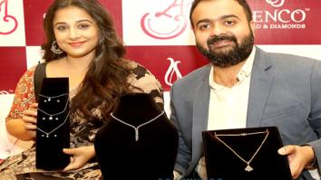 Vidya Balan launches new store of Senco Jewellers in New Delhi