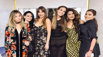 WOW! Priyanka Chopra stuns with Sofia Vergara at a Stop Cancer benefit bash