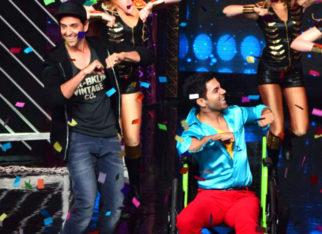 WOW! Rajkummar  for Lip Sing Battle in the presence of Hrithik Roshan
