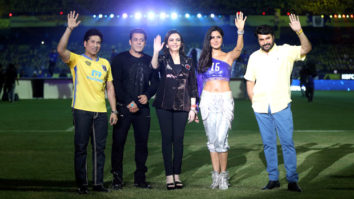 WOW! Salman Khan and Katrina Kaif rock the show at ISL's opening ceremony1