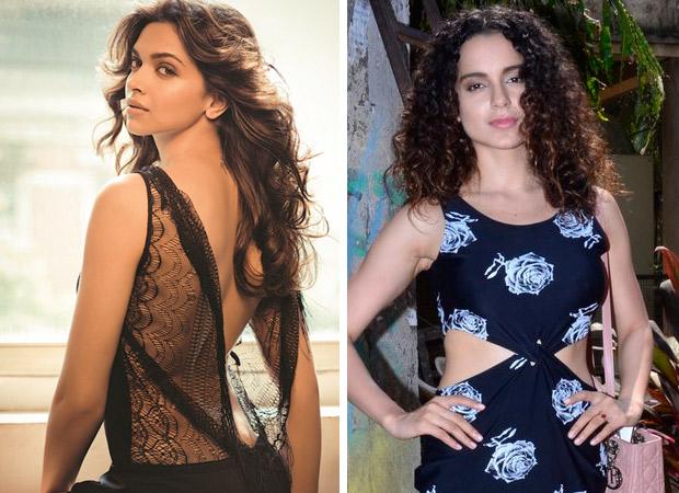 """""""Deepika Padukone has all my support"""" - Kangana Ranaut clarifies her stand"""