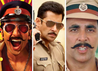 A look at actors who have played moustache-sporting notorious police officers over the years