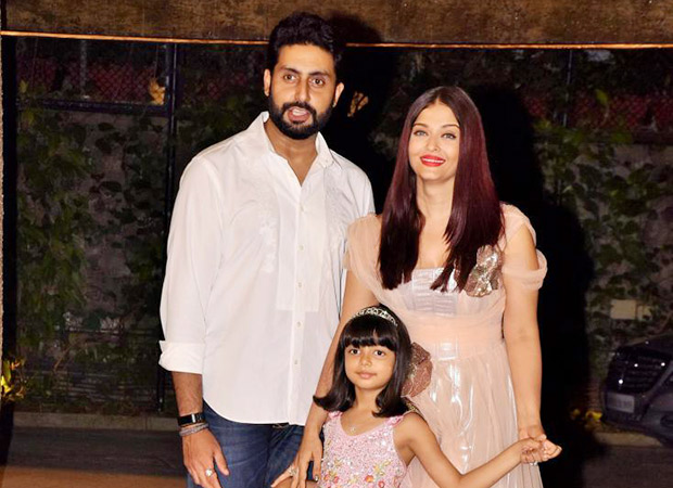Abhishek Bachchan clapbacks at a woman who called Aishwarya Rai Bachchan arrogant and trolled his daughter Aaradhya Bachchan