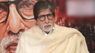 Amitabh Bachchan TALKS about his film 'The Great Leader'