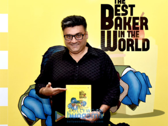 Amitabh Bachchan launches Raja Sen's book 'The Best Baker In The World'
