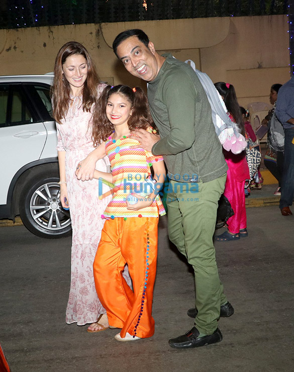 bollywood stars attend the annual day celebrations at