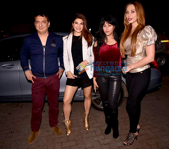 Celebs grace Deanee Pandey's birthday bash   Parties ...