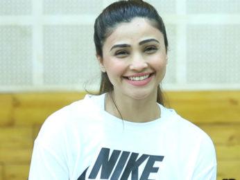 Daisy Shah Is Super-Charged Up For Salman Khan's Dabangg Tour Delhi Race 3