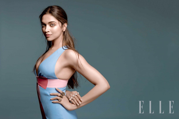 HOTNESS Deepika Padukone flaunts her perfect body in a bodycon dress for Elle (4)