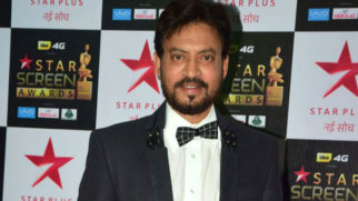 Nowadays our audience only want to see Content oriented Cinema Irrfan  Star Screen Awards
