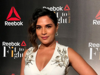 Richa Chadha, Esha Gupta and Mandira Bedi attend Fit To Fine Reebok event