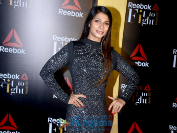 Richa Chadha, Esha Gupta and Nidhhi Agerwal attend Reebok Fit to Fight event