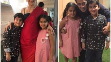 Salman Khan meets Bigg Boss 11 contestant Hiten Tejwani's kids-001