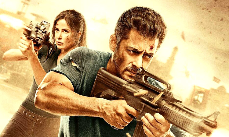 Tiger Zinda Hai Movie Song: Tiger Zinda Hai Review