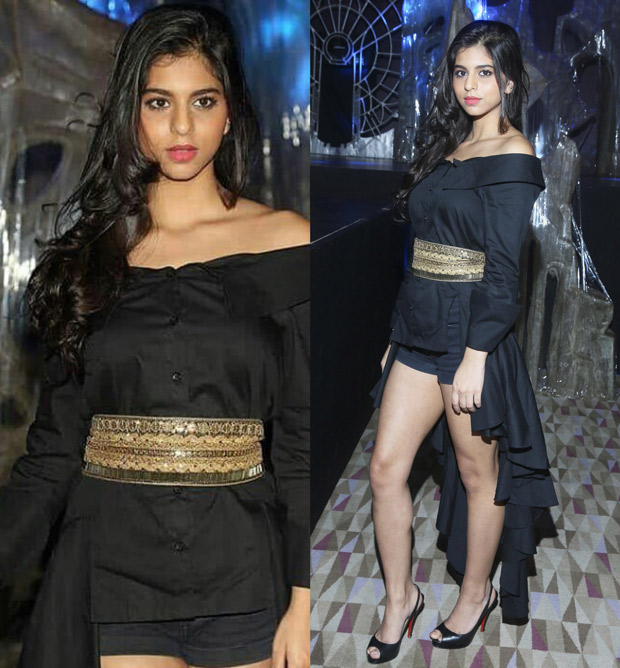 Suhana Khan looks every bit of a diva in latest pictures