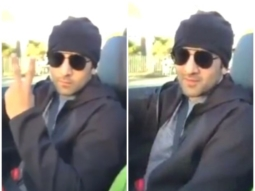 Watch Ranbir Kapoor enjoys a long drive post-shooting Sanjay Dutt biopic in Cape Town