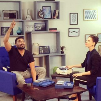 When Kalki Koechlin bonded with her ex Anurag Kashyap over mix tapes