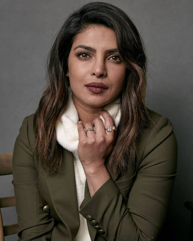 anything with camouflage can be awesome priyanka chopra