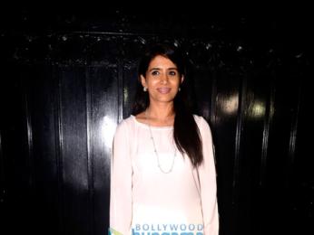 Celebs grace Ekta Kapoor's bash