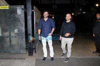 Emraan Hashmi spotted at Otters Club, Bandra