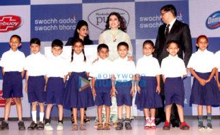 Kajol attends Swachh Aadat Swachh Bharat Initiative