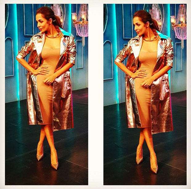 Malaika Arora has a thing or two for metallic, bling and all things shimmery-2