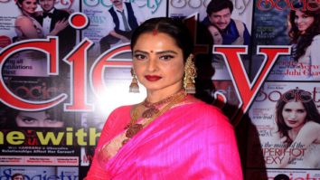 Rekha, Hema Malini, Jitendra and others at the Society Achievers Awards 2018