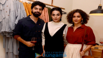 Sanya Malhotra at the launch of Cord store