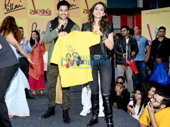 Sidharth Malhotra and Rakul Preet Singh grace The Festival of Joy 2018