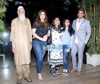 Special screening of the film '1921'