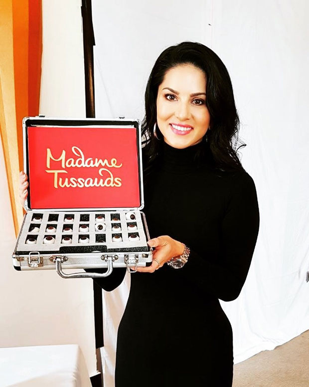Sunny Leone gets a WAX STATUE of herself!