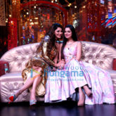 Team of Bigg Boss 11 on the sets of Entertainment Ki Raat