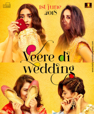 First Look Of The Movie Veere Di Wedding