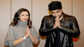After Golden Temple visit, Arjun Kapoor and Parineeti Chopra kick start Namastey England in Amritsar
