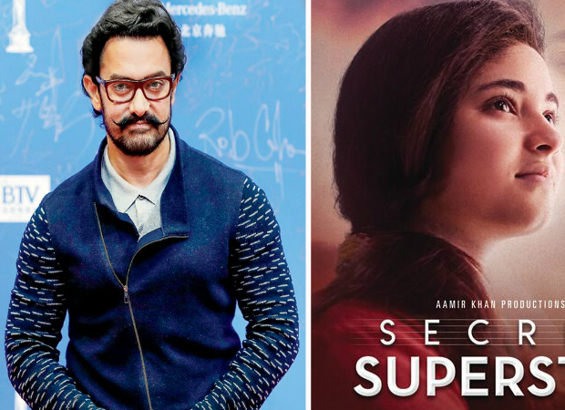 Aamir Khan to host a party for the phenomenal success of Secret Superstar in China