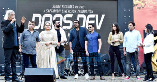 Audio release of 'Daas Dev'