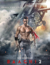 First Look Of The Movie Baaghi 2