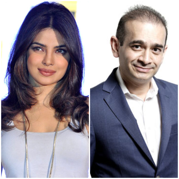 PNB Case: Priyanka Chopra cuts ties with Nirav Modi